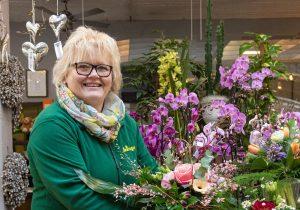 Gärtnerei Hinze | Blumengestecke jeglicher Art