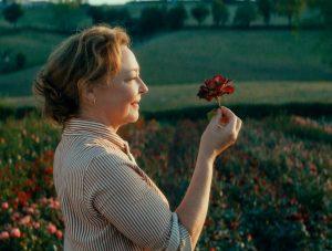 Rosengarten Madame Vernet Filmszene