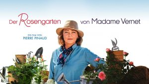Rosengarten Madame Vernet Filmplakat